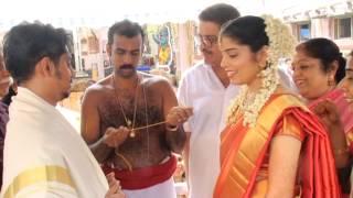 Abhinav Surendran - Yashica Sama Wedding - Teaser