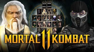 MORTAL KOMBAT 11 - Who Are The Last 3 Roster Characters? Final MK11 Roster Predictions!