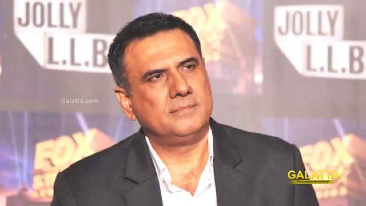 Bollywood actor Boman Irani