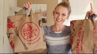 Trader Joes Grocery Haul! Thumbnail