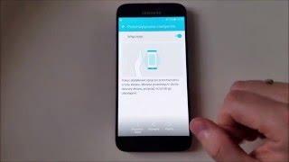 Samsung Galaxy S7 ZAAWANSOWANE FUNKCJE