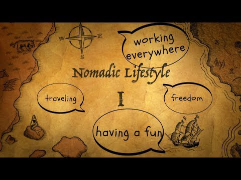 Nomadis lifestyle No. 1: Who is a digital nomad?