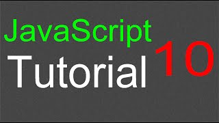 javascript tutorial for beginners 10 conditionals part 2