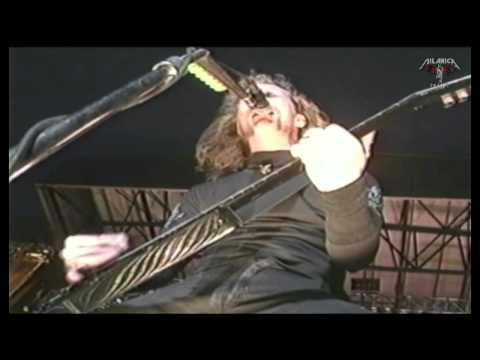 Metallica - RARE VIDEO - The Four Horsemen - Milton Keynes UK 1993
