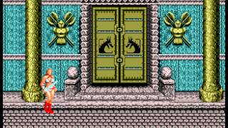 Golden Axe (GEN) - Playthrough with Tyris