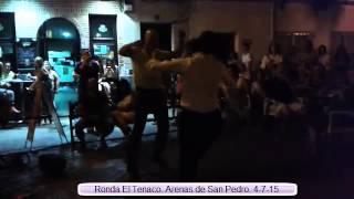 Jota Del Cruzao. Ronda Del Tenaco.