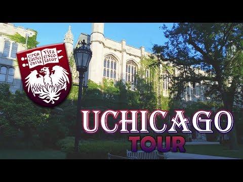 University Of Chicago Campus Tour