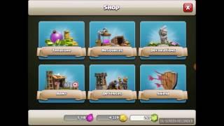 Unlocking Clan Castle + Barracks Level 3 #2 Clash of Clans