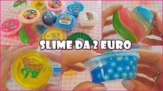Slime da 2 euro! (da Modes4u)