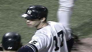 1999 ALCS Gm4: Ledee's grand slam pads Yankees lead