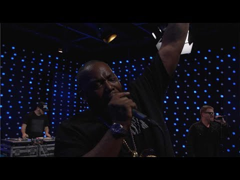 Run The Jewels - Don't Get Captured Live on KEXP