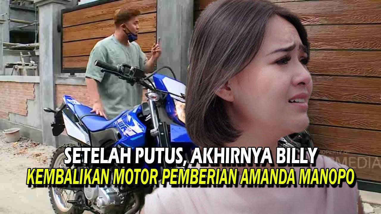 Download Billy Syahputra Lelaki Sejati 💥💥💥 Kembalikan Motor Hadiah Amanda Manopo 👍👍