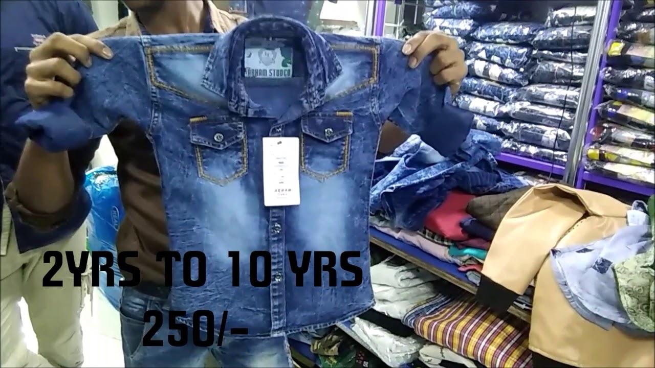 b3433eaeb Kids wear wholesale market !New National wholesale market ! Wadala ! Mumbai