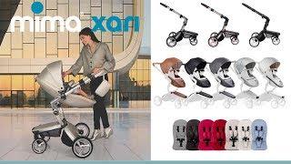 Mima Xari Stroller Store Demo - Direct2Mum