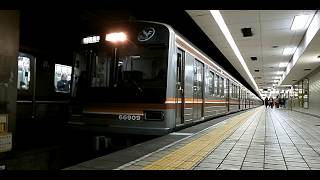 Osaka Metro66系66609F 高槻市行き普通 日本橋駅発着