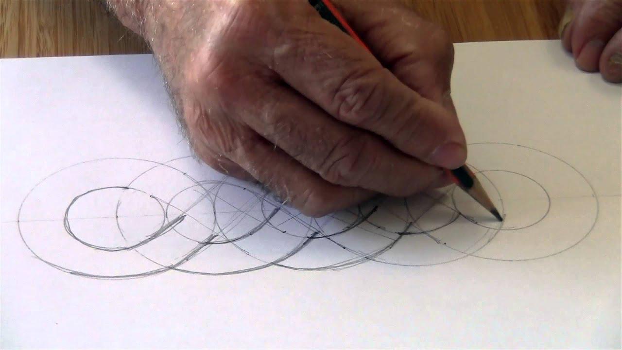 Dibujar trenza celta - YouTube