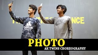 Luka Chuppi:Photo Song | AK Twins Choreography |  Kartik Aaryan , Kriti Sanon  | Dance Video