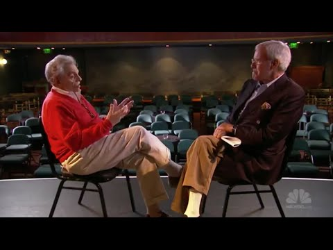 Tom Brokaw interview with Mort Sahl-JFK's personality and mind