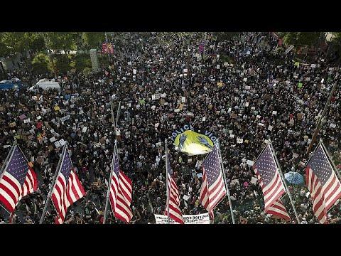 Протесты и беспорядки