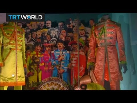 Showcase: 50th Anniversary of Sgt Pepper