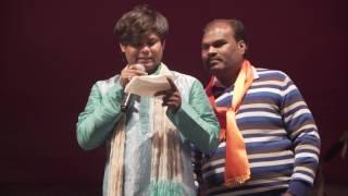 भोजपुरी लाइव शो स्टार्टिंग दीपक दिलदार || 2017 स्टेज प्रोग्राम || Hit bhojpuri live programme