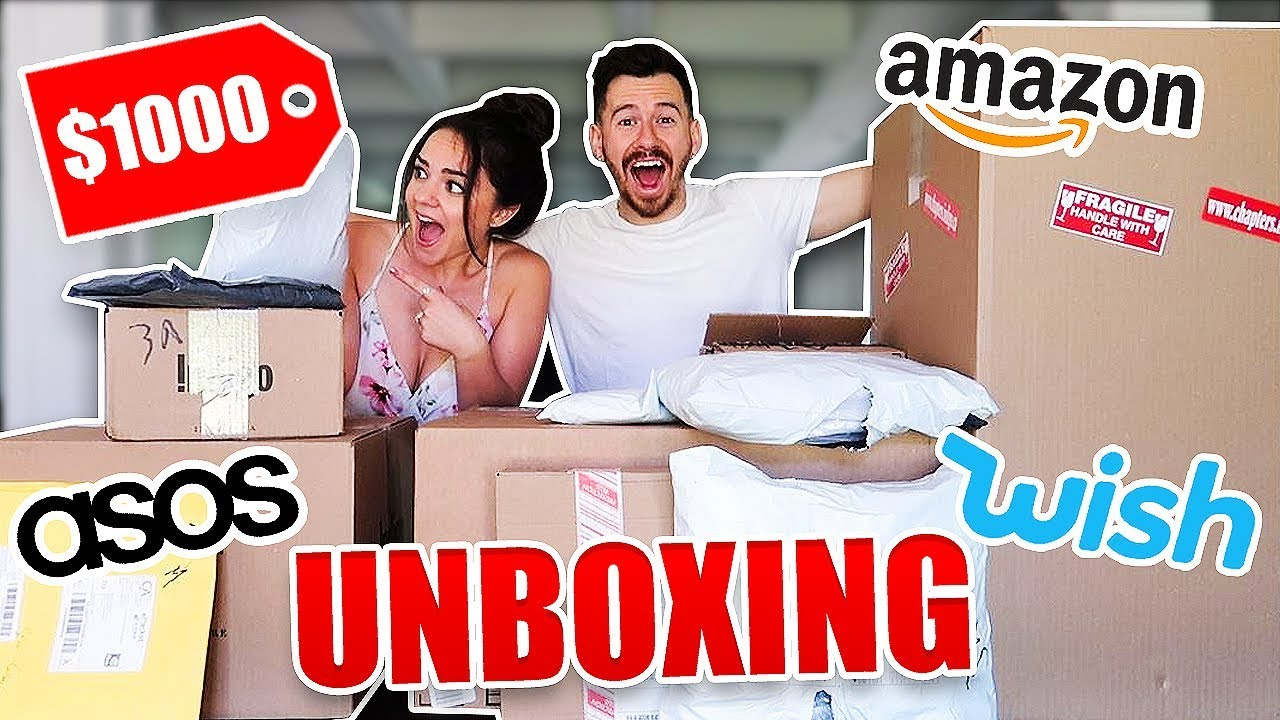 i-gave-away-my-credit-card-for-a-day-unboxing-huge-wish-asos-and-amazon-haul-w-my-girlfriend