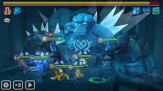 summoners war ไทย conquer the giant s keep