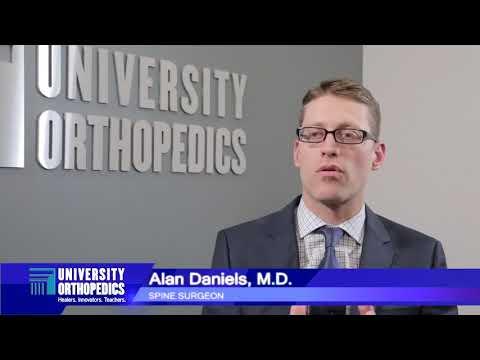 Spine and Orthopedic Surgeon - University Orthopedics - Dr Alan
