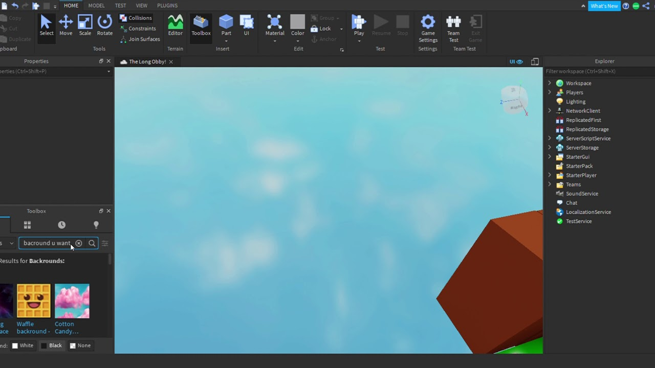 how to add animations to your roblox game