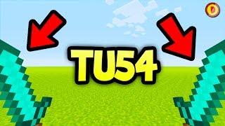 Minecraft TU54 DUAL WIELDING !! (Ps3/Xbox360/PS4/XboxOne/WiiU)