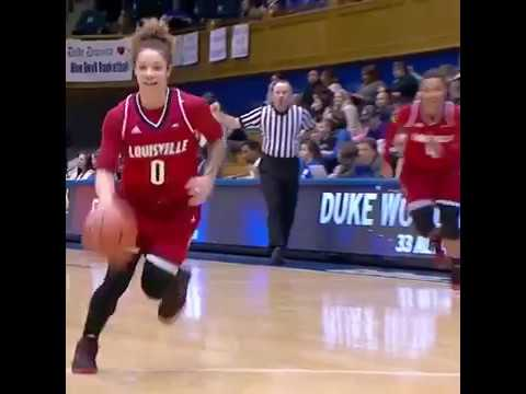 Duke womens basketball defends the wrong basket and Louisville scores