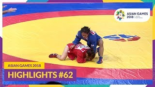 Asian Games 2018 Highlights #62