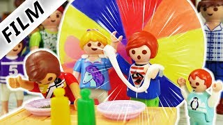 Playmobil Film deutsch | GLÜCKSRAD SLIME CHALLENGE - Hannah die Glücksfee | Kinderfilm Familie Vogel