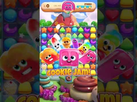 Cookie Jam Blast Game Play Walkthrough Levels 1151-1160