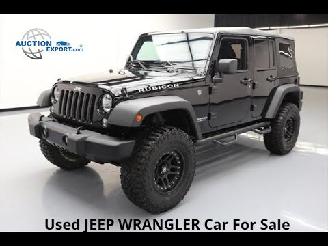 used jeep wrangler for sale in usa worldwide shipping youtube