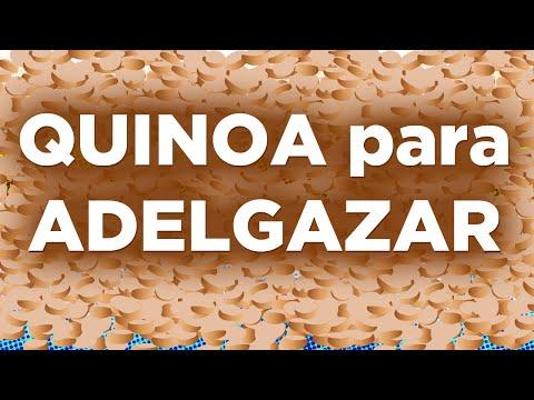 Como consumir quinua para adelgazar