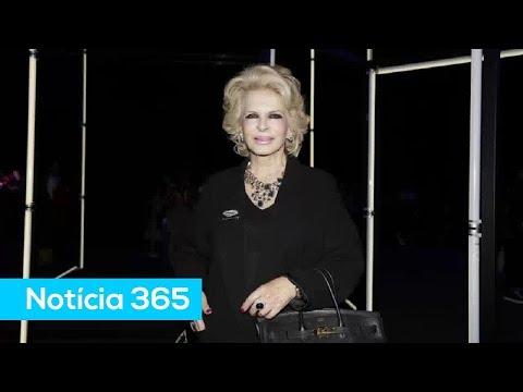 Lili Caneças gostava de entrar num videoclipe de Conan Osíris e até já tem algumas sugestões…