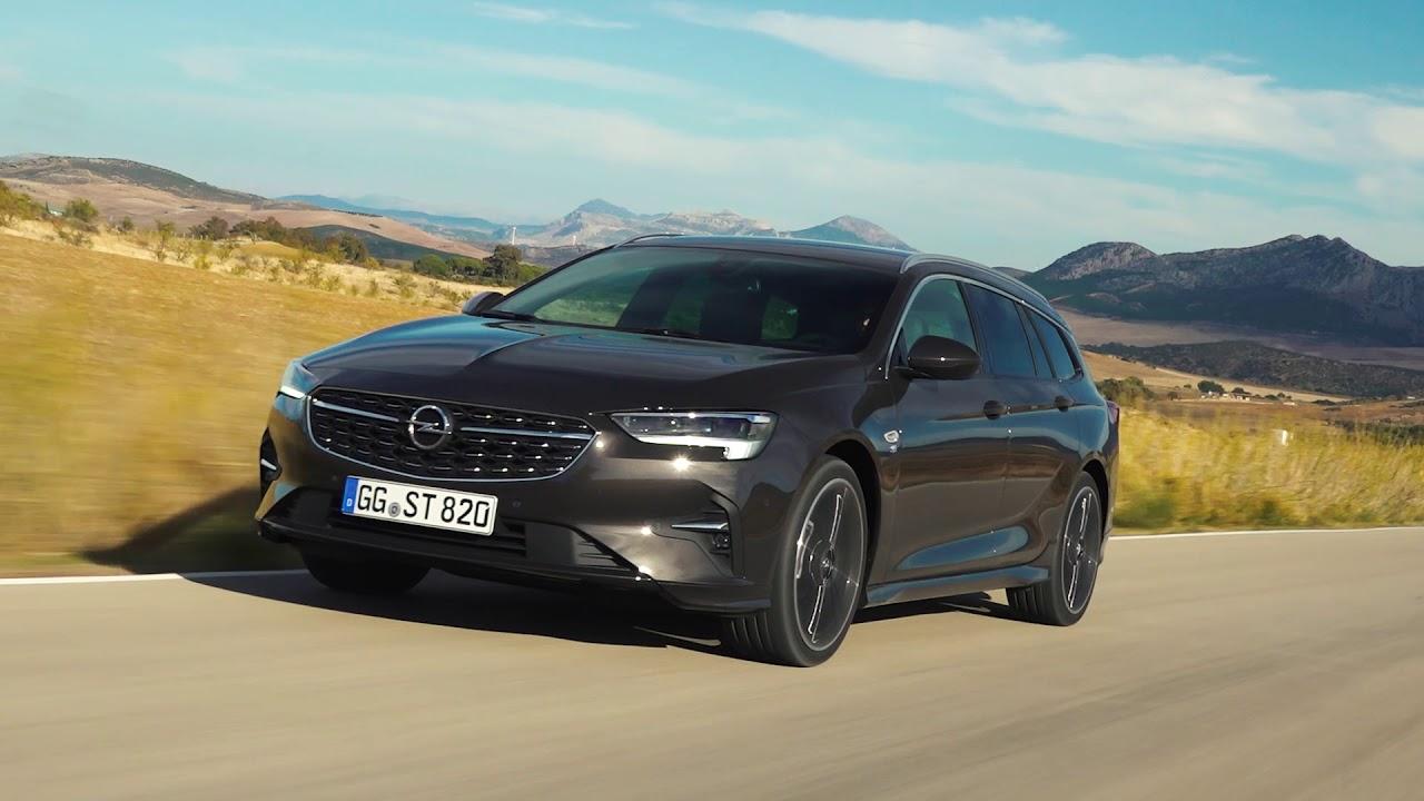 New 2020 Opel Insignia Grand Sport Insignia Sports Tourer Facelift Youtube