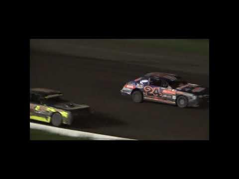 Stock Car Amain @ Hamilton County Speedway 08/25/18