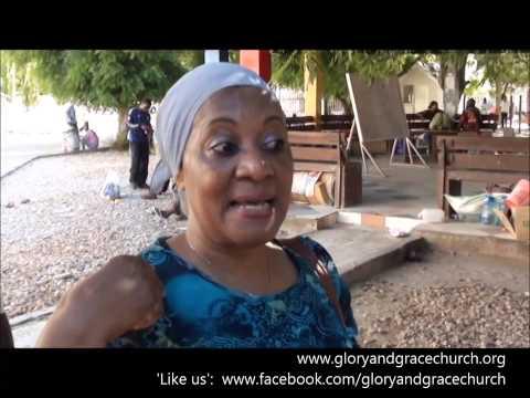 The Power of God vs a Black Mamba in Dar Es Salaam