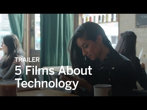 5 FILMS ABOUT TECHNOLOGY Trailer | Festival 2016