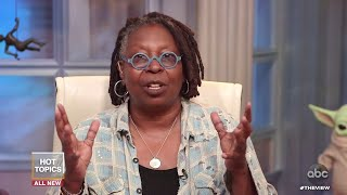 "Whoopi Goldberg Suggests Name Change for ""Great White Way"" Section of Broadway 