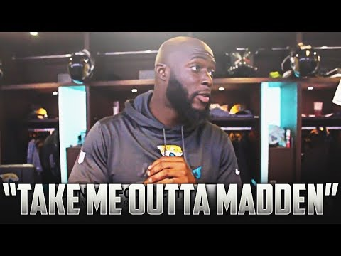 NFL Players React To Their Madden 19 Ratings