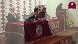 Tema:UNMSM ANUNCIA PROCESO DE ADMISIÓN 2018-II