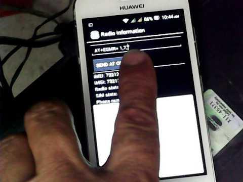 HOW TO REPAIR IMEI Huawei Y360-u61 IMEI repair by UNI