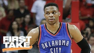 Russell Westbrook Cannot Win Title With Thunder | First Take | June 27, 2017