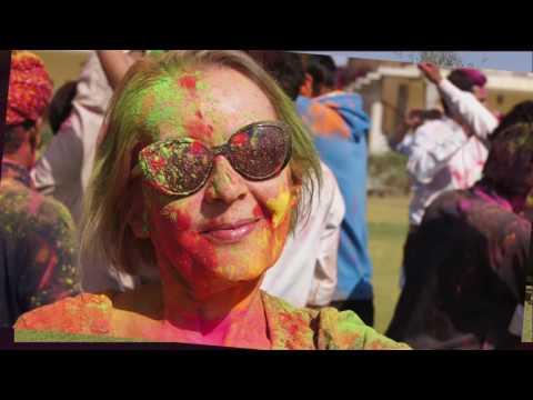 Indie  z Rainbow Tours -  Kolory Pustynnych Miast