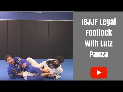 Foot Lock Mastery by Luiz Panza – BJJ Fanatics
