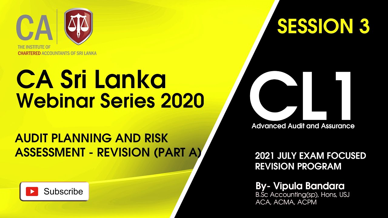CL1   9 May 2021 Session 3