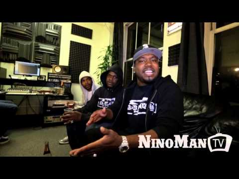 Jadakiss Artist: Nino Man - Blacks Out In The Studio [SoRaspy Submitted]